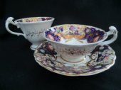 SOLD George Grainger tea & coffee trio.